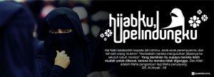 hijabku pelindungku